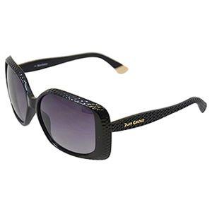 Juicy Couture Black Rectangular Sunglasses